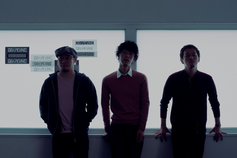 GRAPEVINEは日本一ライブ映えするバンドでまちがいない